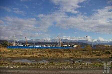 Главная Олимпийская арена 30.12.2009